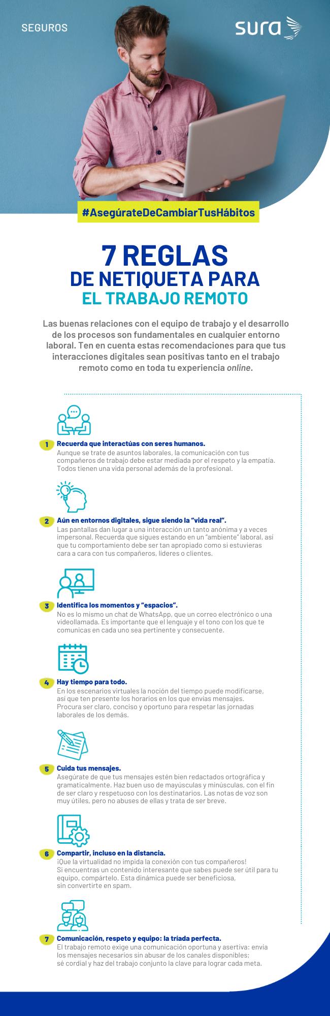 _Infografía - Netiqueta