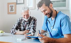 Beneficio - Asistencia salud domiciliaria