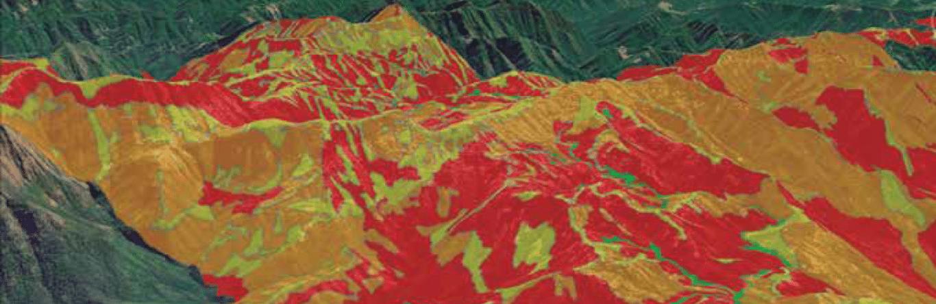 Seguros SURA - Habitat - Geociencias - Imagen principal - Deslizamientos - inducidos - por - sismo