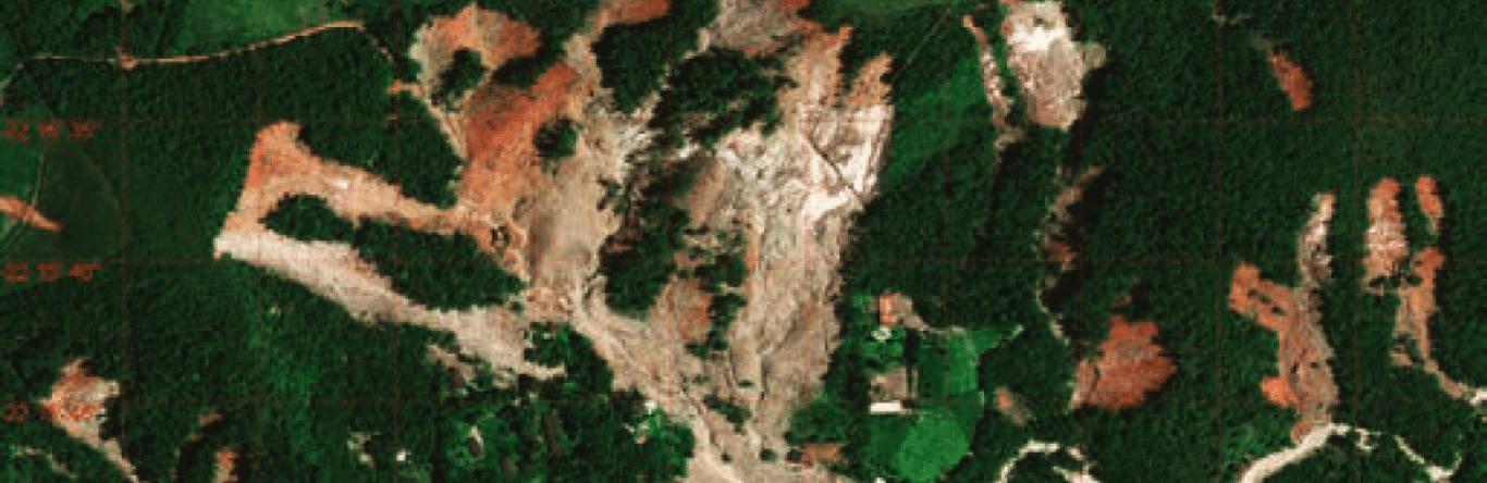 Seguros SURA - Habitat - Geociencias - Imagen principal - deslizamientos - inducidos - lluvias - Brasil
