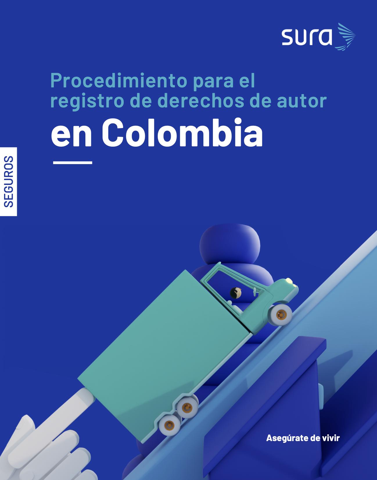 Derechos de autor - Colombia