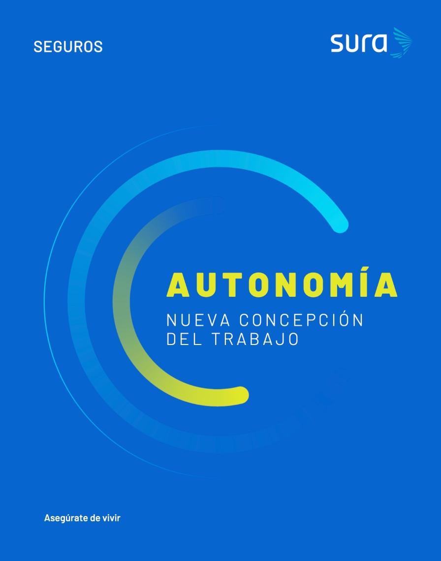 Autonomía - Nueva concepción del trabajo