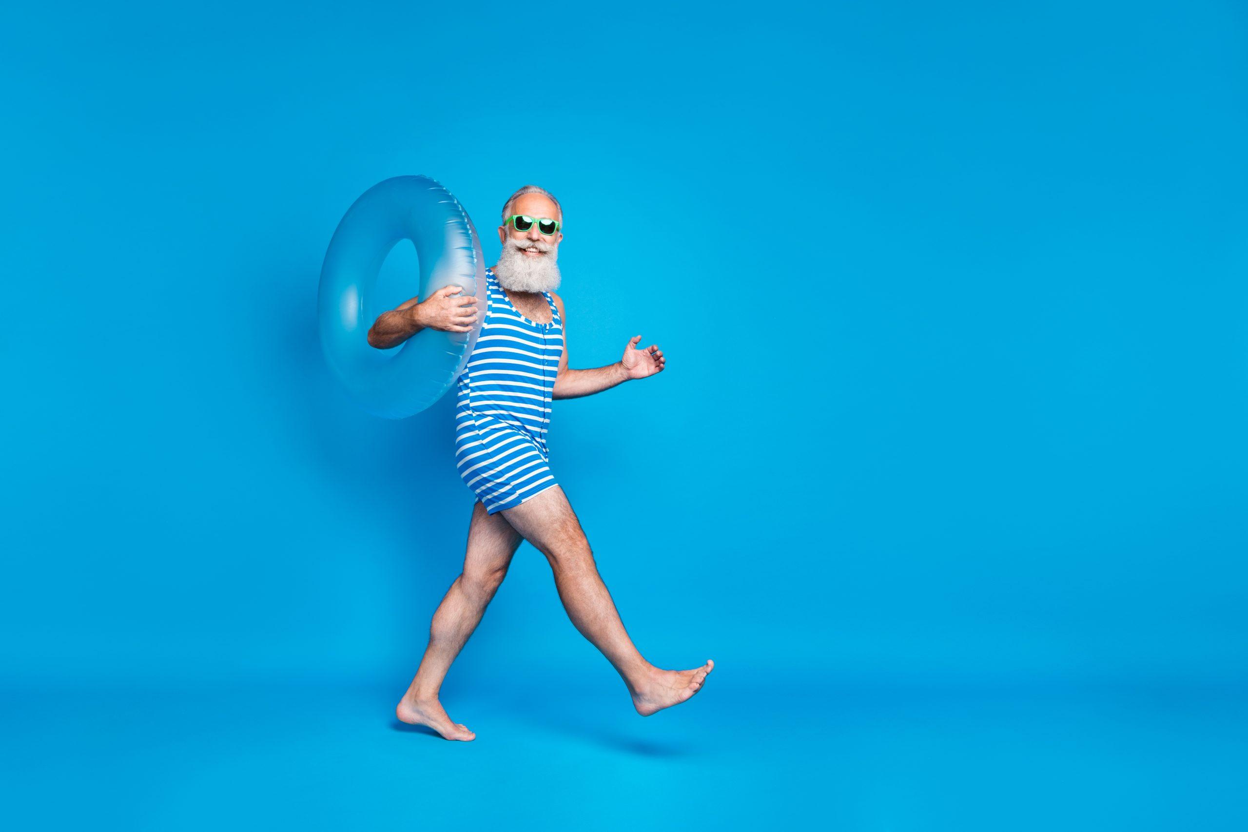 ¿El envejecimiento activo favorece a la salud?