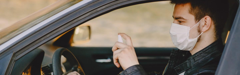 Conserva el buen estado de tu vehículo mientras permanece quieto
