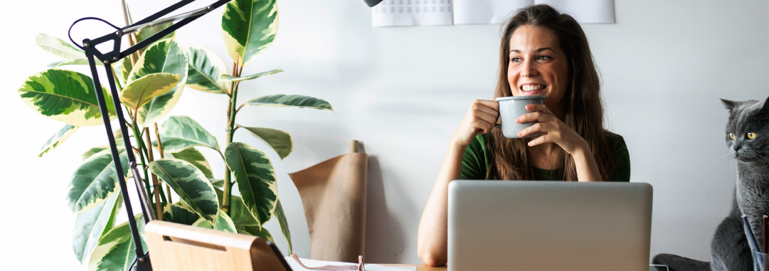 Como melhorar processos remotos com equipes em home office