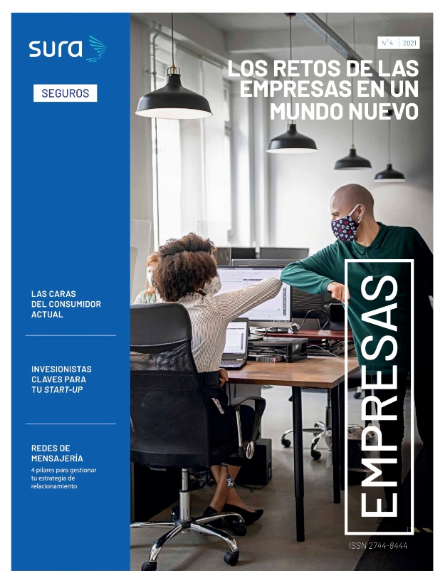 Revista Empresas SURA edición n.° 2