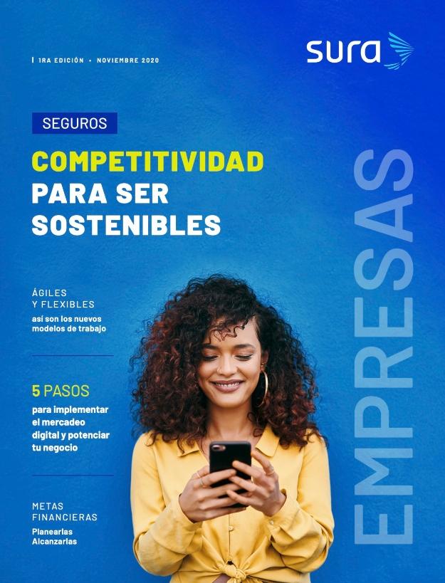 Revista Empresas SURA edición n.° 1